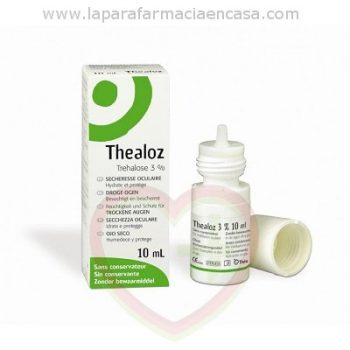 Thealoz Sequedad Ocular, 10 ml