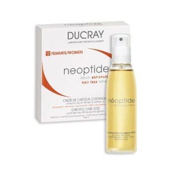Neoptide locion anticaida de mujer Ducray para tres meses