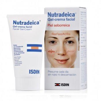 nutradeica isdin gel crema facial de isdin para dermatitis seborreica