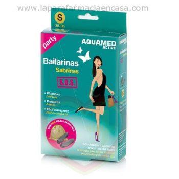 Bailarinas plegables. Aquamed Plegables Bailarinas SOS