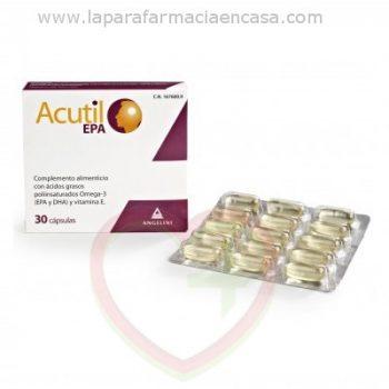 Comprar Acutil EPA 30 Caps