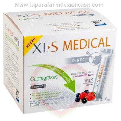 XLS Medical Captagrasas, 90 Sticks
