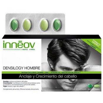 Inneov Densilogy Hombre tratamiento anticaida del pelo