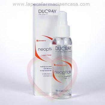 Ducray Neoptide Loción Hombres, 100 ml para la caida Alopecia androgenica