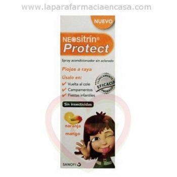 Elimina los piojos con Neositrin Protect
