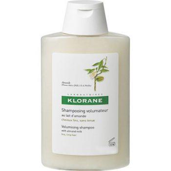 Champú a la leche de almendras de Klorane 400 ml