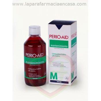 Colutorio de mantenimiento Perio Aid, 500 ml