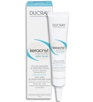 Keracnyl stop espinillas Ducray 10 ml