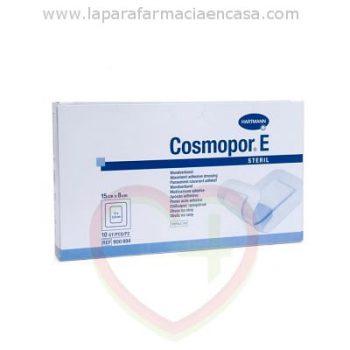 Cosmopor E 15 x 8 cm 10 Apósitos Adhesivos Esteriles