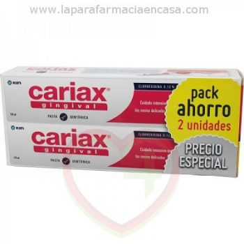 cariax gingival encias delicadas