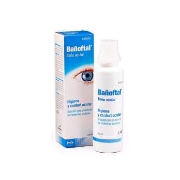 Bañoftal Baño Ocular 200 ml