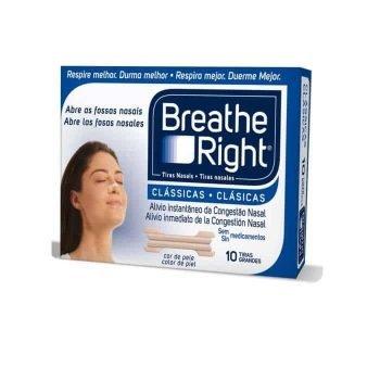 tiras nasales breathe rigth