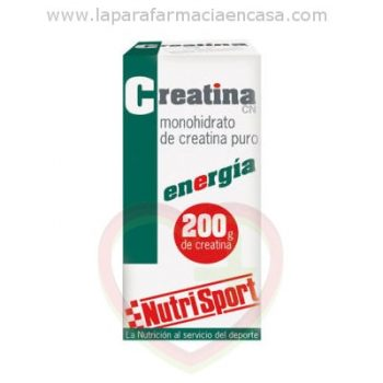 Nutrisport Creatina 1000 mg, 200Comprimidos