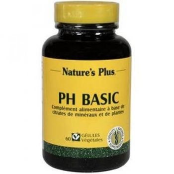 pH basic para dietas alcalinas
