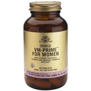 Comprar VM Prime Women de Solgar, 90 Comprimidos