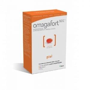 Omegafort Piel Ferrer cápsulas