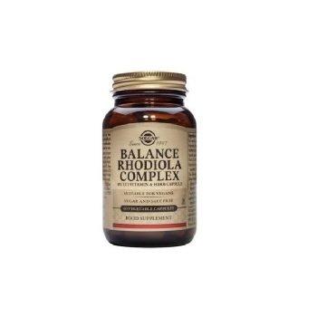 rhodiola solgar 60 Comprimidos
