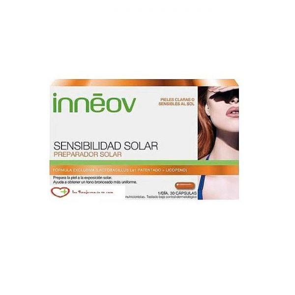 Inneov sensibilidad solar cápsulas