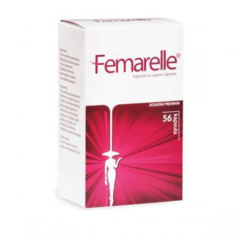 Femarelle capsulas menopausia