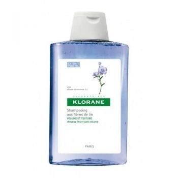 Champú Klorane a las Fibras de Lino, 200 ml