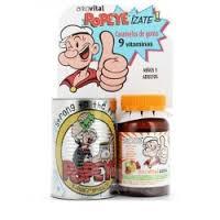arkocapsulas vitaminas niños