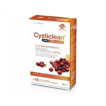 Cysticlean Forte tratamiento cistitis en cápsulas
