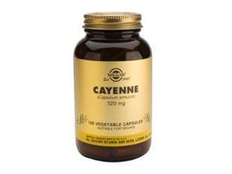 Capsulas de cayena