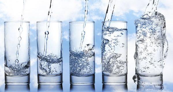 Adelgazar bebiendo agua