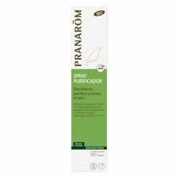 Pranarom bio spray purificador desinfectante, antibacteriano,antiviral y fungicida de espacios cerrados.. Spray desinfectante ambiental Pranarom