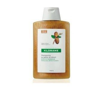 Champu nutritivo Klorane al datil del desierto nutritivo 400 ml