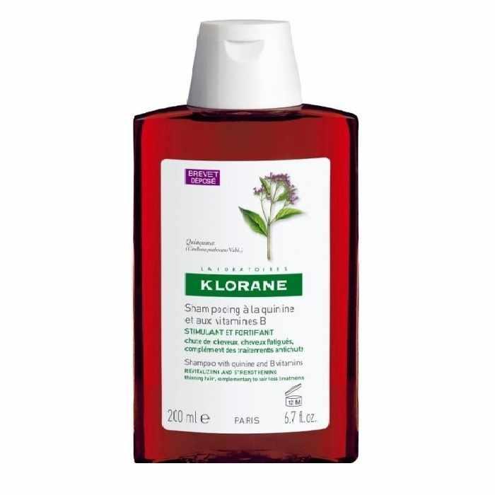 Klorane anticaída a la Quinina
