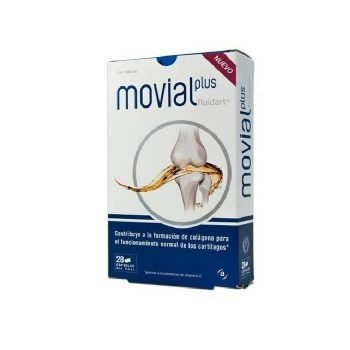 movial plus fluidart 28 cápsulas Actafarma