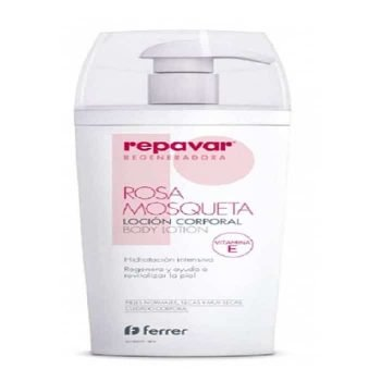 repavar regeneradora rosa mosqueta locion corporal 500 ml Laboratorios Ferrer
