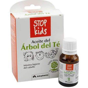 Aceite puro arbol de te piojos Arkopharma 15 ml