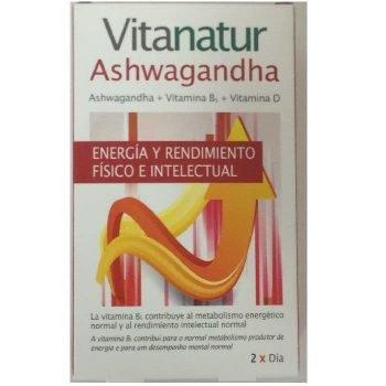Comprar Vitanatur Ashwagandha 60 Cápsulas