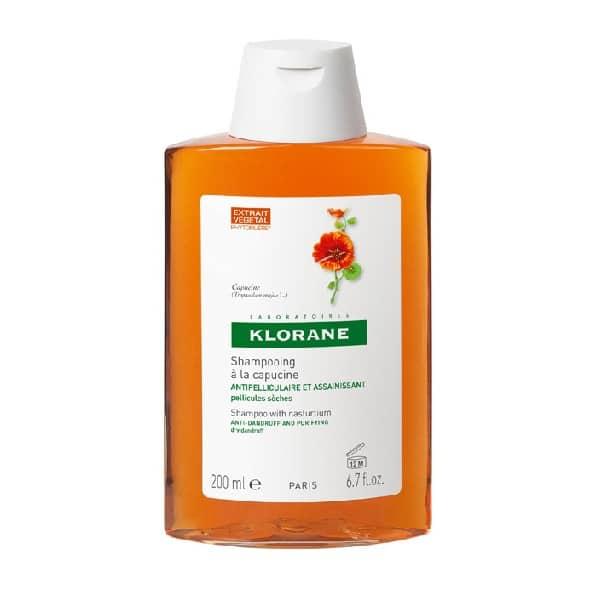 Champú tratante anticaspa seca klorane