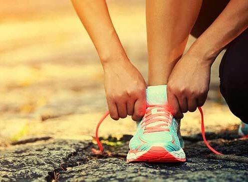 elegir el calzado para evitar rozaduras