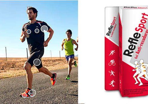 Reflex Sport Gel Antirozaduras para el deporte