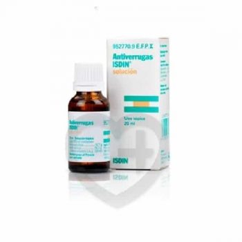 Antiverrugas Isdin (Solucion Topica 20 ml )