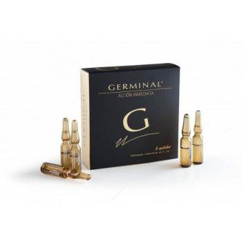 Germinal acción inmediata ampollas efecto lifting