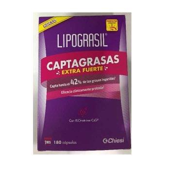Lipograsil Captagrasas tratamiento mensual.