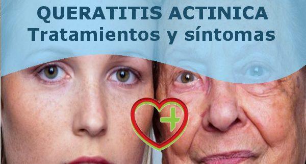 queratosis actinica