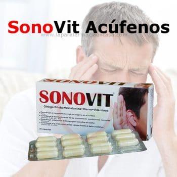 Comprar Sonovit, 30 cápsulas