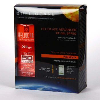 Heliocare gel Advanced gel 50+ endocare