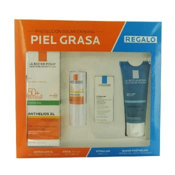 Anthelios Xl Gel toque seco. Piel Grasa Anthelios Pack