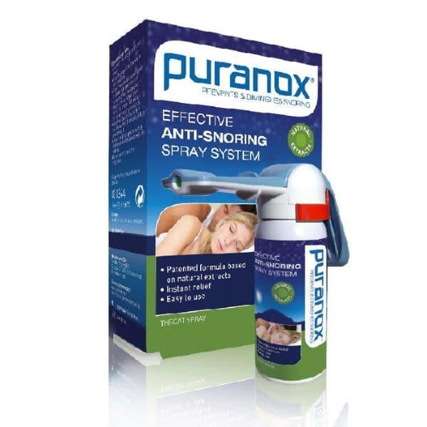 Puranox spray anti-Ronquidos