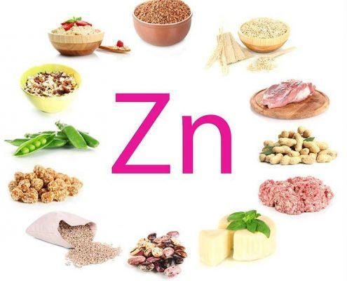 alimentos con alto contenido en zinc