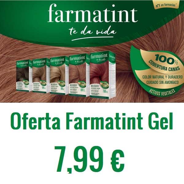Comprar Farmatint Gel Coloración Permanente