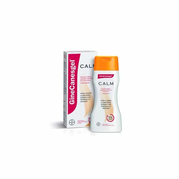 Ginecanesgel calm gel higiene intima bayer 200 ml