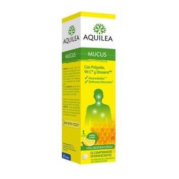 Aquilea Mucus 15 comprimidos efervescentes Aquilea